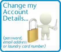 Change your account details